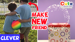 How To Make a Friend For Kids .mp4 Video!