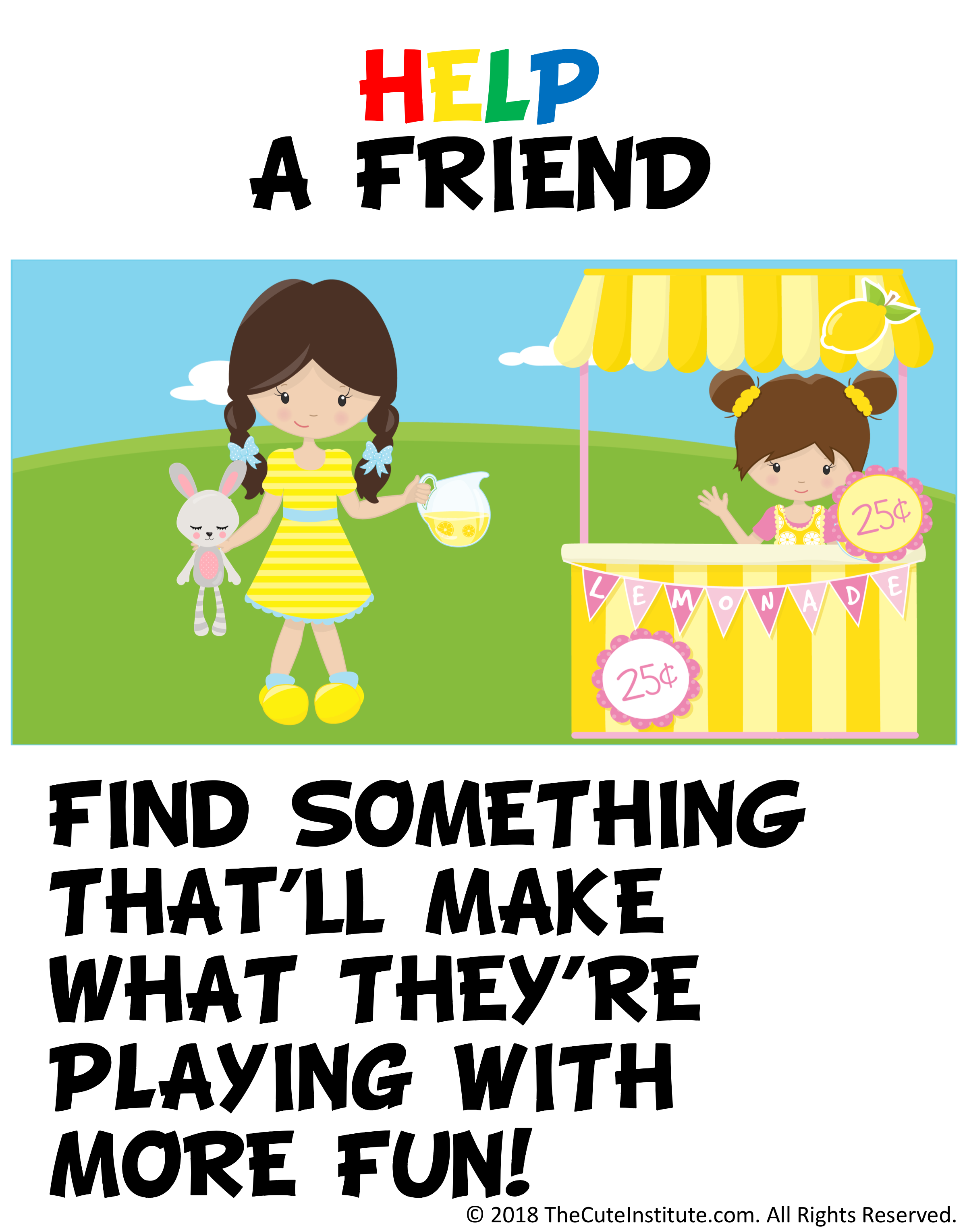 How to Make a Friend - Friendship Book