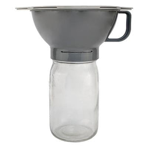 Filter Funnel for Wide Mouth Jars