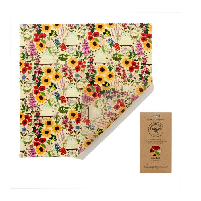The Beeswax Wrap Co. Floral Print