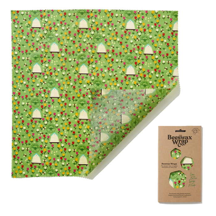The Beeswax Wrap Co. Land Print