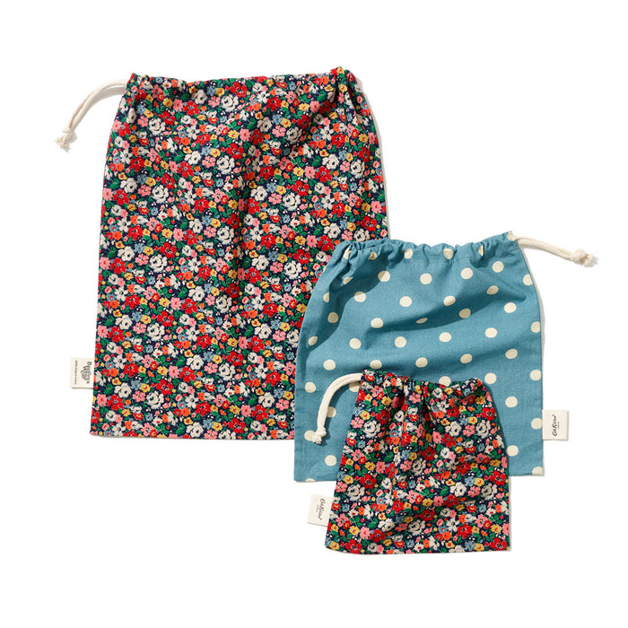 Cath Kidston Mews Ditsy Three Reusable Bags