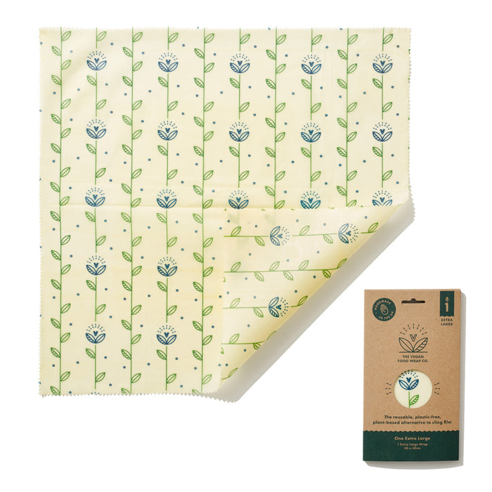 The Vegan Wax Wrap Co. Harvest Print