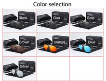 Load image into Gallery viewer, HD Polarized UV 400 men's Sunglasses brand cool driving Sun Glasses with box