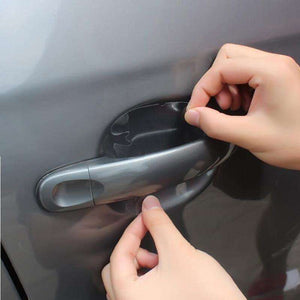 Car Handle Protection Film 4 PCS - Cadille
