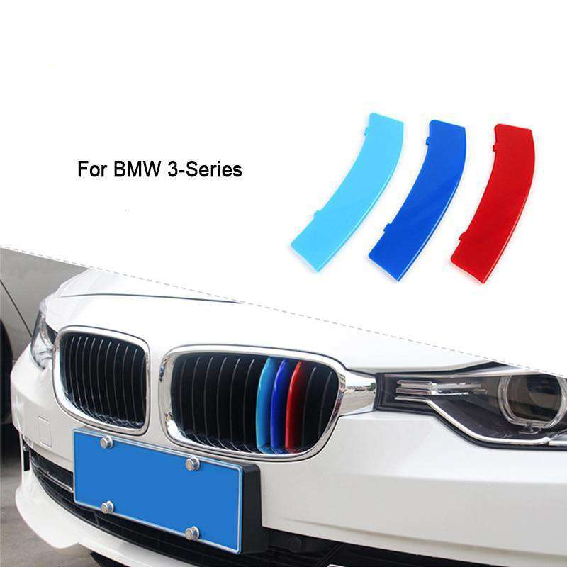 M Sport Grille Strips For BMW 3 series - Cadille