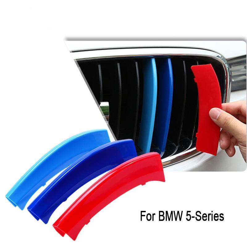 M Sport Grille Strips For BMW 5 series - Cadille