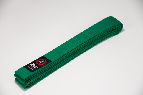 Zen Athletics Colored Karate Belts