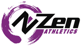 Zen Athletics Purple Logo 14oz Heavyweight Karate Uniform