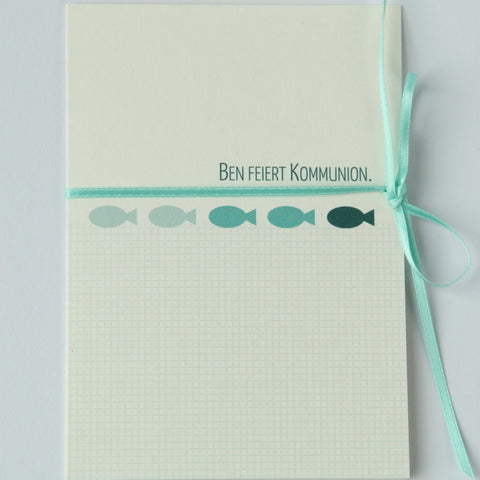 Kommunion/Konfirmation - KARIERT