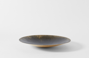 Michaël Verheyden Brass Bowl with Black Resin Finish