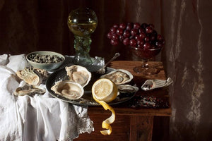 Oysters, After W.C.H.