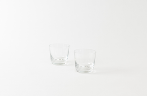 Hering Berlin Thick Bottom Double Whiskey Glass