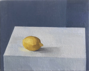 Lemon on a Plinth