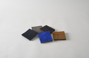 Suede Coasters Set of Four