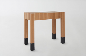 MARCH Butcher Block Parsons Table by Union Studio