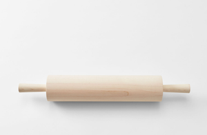 Blackcreek Mercantile & Trading Co. Blonde Oversized Rolling Pin
