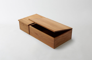 MARCH Worktable Accessory 1/3 Wood Box
