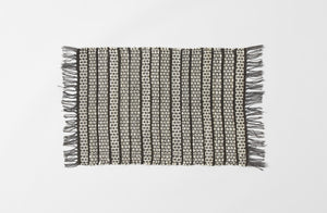 Antonia Woven Dusk and Natural Placemat