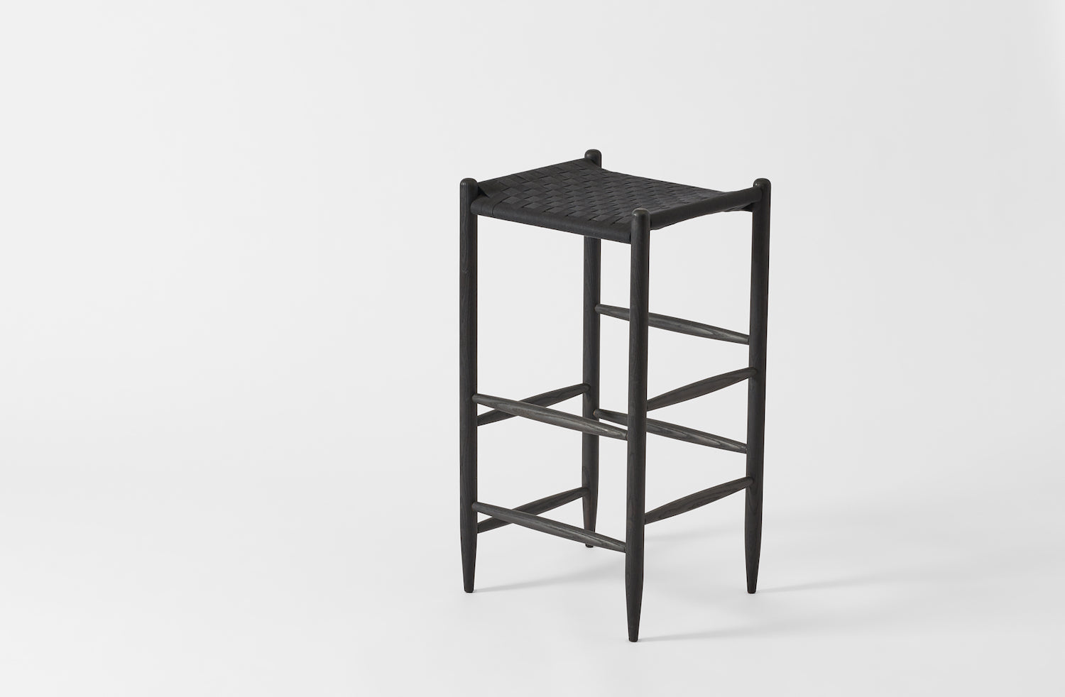 Oja Design March Woven Bar Stool Special Order