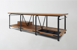 MARCH Worktable by Union Studio
