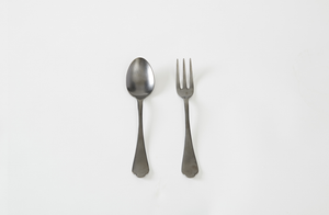 Dolcevita Black Pewter Serving Set