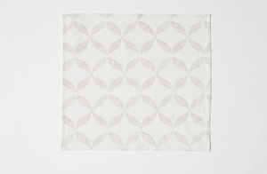Les Indiennes French Grey Angeline Napkin
