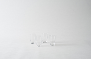 Deborah Ehrlich Simple Crystal Shot Glass