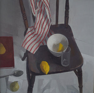 Chair with Lemons