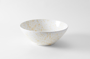Splatterware 18 Inch Serving Bowl - Special Order