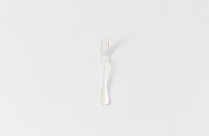 Silverplate Baguette Serving Fork