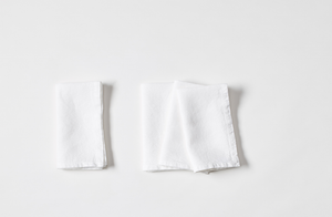 Washed Linen White Napkin