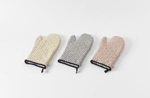 Tori Murphy MARCH Laurel Herringbone Oven Mitt
