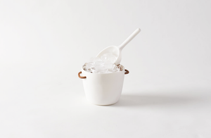 Tina Frey Small White Ice Bucket