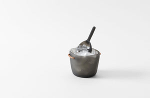 Tina Frey Grey Small Ice Bucket