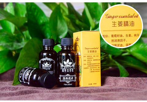 Image of Plant Therapy Lymphatic Drainage Ginger Oil
