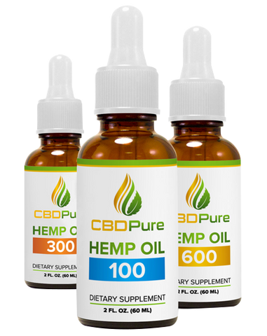 Hemp Oil (Click on link in description to purchase)