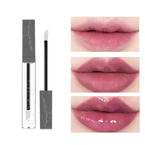Image of Waterproof Volumizing Clear Lip Gloss