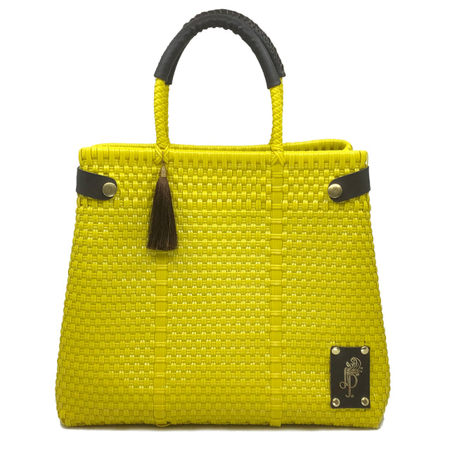 Amarillo Cesto Shoulder Bag