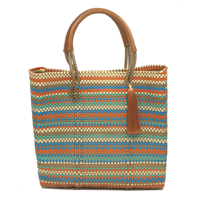 Multicolore Tote Bag