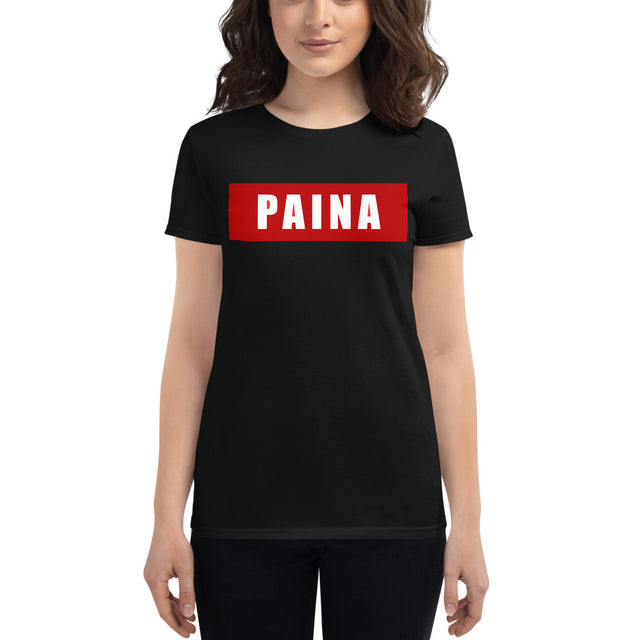 Paina Rosso Ladies T-Shirt