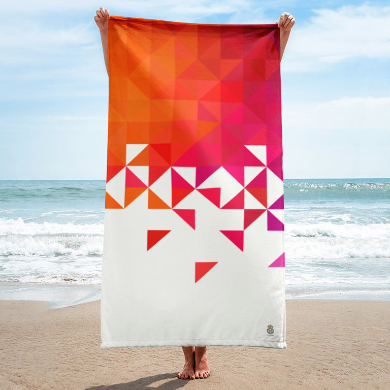 Triangolo Towel