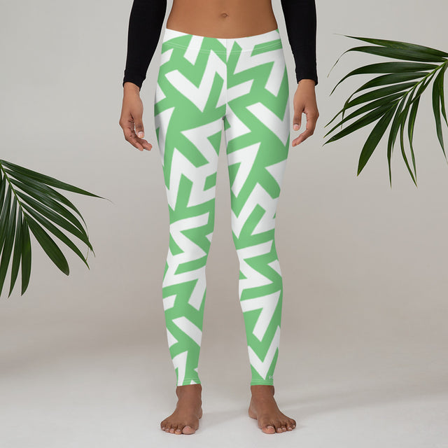 Musivo Verde Leggings