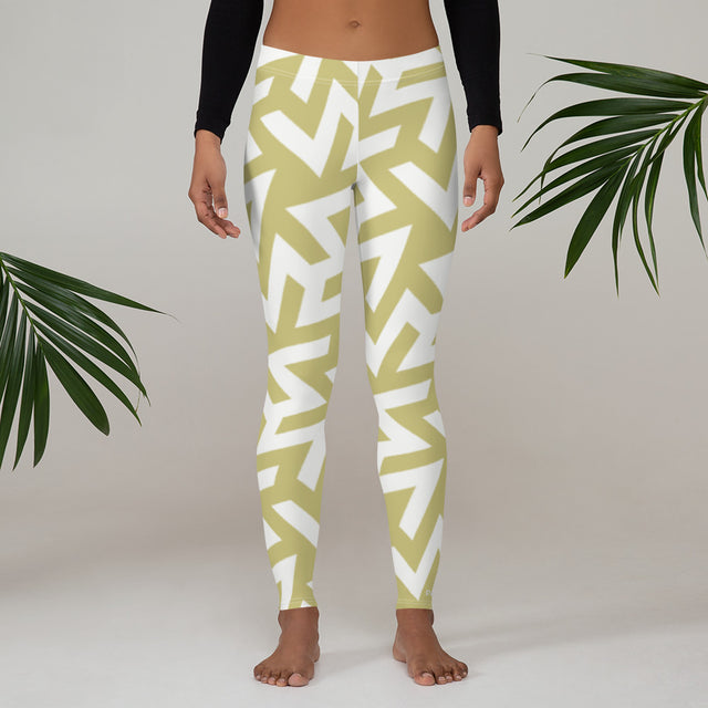 Musivo  D'oro Leggings