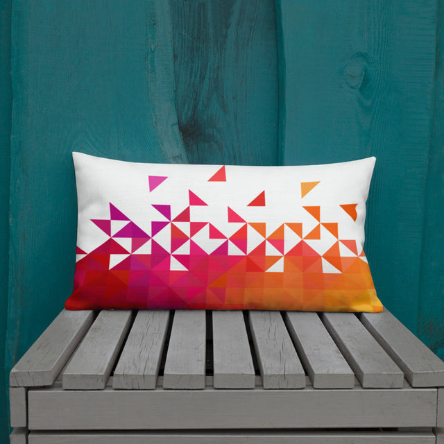 Triangolo Premium Pillow