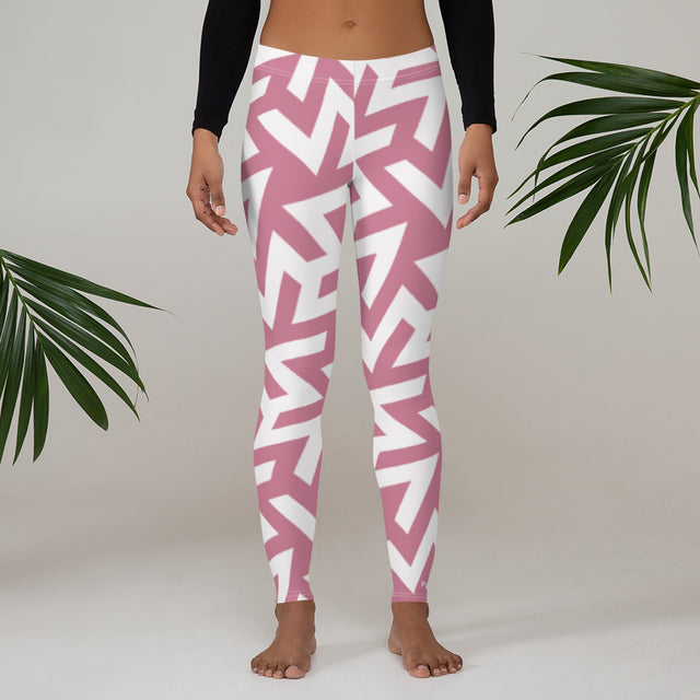 Musivo Rosa Leggings