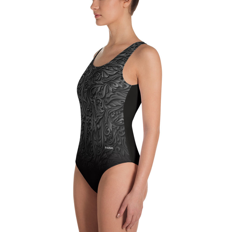 Baffi Nero One-Piece Swimsuit