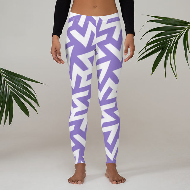 Musivo Porpora Leggings