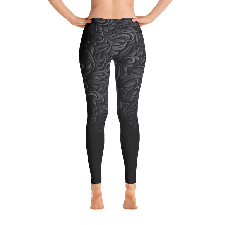 Baffi Nero Leggings