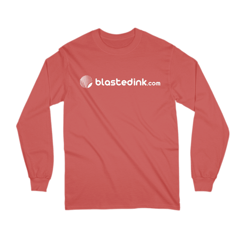 Image of Classic Blasted Ink Long Sleeve Shirt